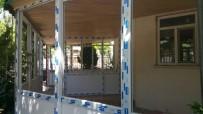 Fatih Taziye Evinde Onarım Ve Genişletme Çalışması Yapıldı