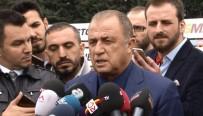 METİN OKTAY - Fatih Terim'den 'Kerem Demirbay' Açıklaması
