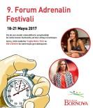 MODELLER - Forum Adrenalin Festivali Başlıyor