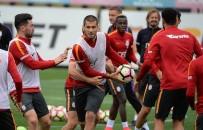 HAKAN BALTA - Galatasaray, Osmanlıspor Maçı Hazırlıklarını Sürdürdü