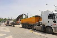 BAHRİYE ÜÇOK - Gaziantep'te Modifiye Asfalt Dönemi Başladı