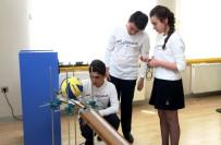MEHMET GÜNAYDıN - Geleceğin Mühendisleri SANKO Okullarından