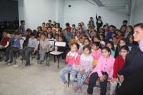 Gemerek'te Çocuklara Trafik Eğitimi Verildi