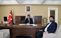 ABDULLAH KÖKLÜ - GESTAŞ Genel Müdürü Uslu'dan Genel Sekreter Köklü'ye Ziyaret