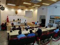 Girişimcilere Tarımsal Desteklemeler Konusunda Eğitim Verildi