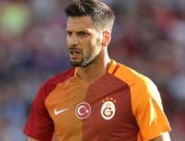HAKAN BALTA - Galatasaray'da ayrılık