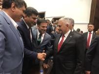 ŞANLIURFA MİLLETVEKİLİ - Harran'ın Referandum Başarısı AK Parti Grubunda