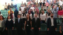 ÇOCUK ÜNİVERSİTESİ - Harran Üniversitesi Yabancı Diller Yüksekokulunda 25'İnci Yıl Temalı Yıl Sonu Etkinliği
