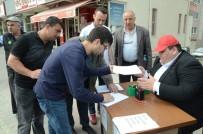 ŞEKER FABRİKASI - Hastane Önüne Radar Ya Da Üstgeçit İstiyorlar