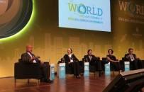Ilıcalı, Uluslararası Fuarın Moderatörlüğünü Yaptı