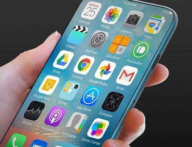 iPhone 8'in iki yeni özelliği ortaya çıktı