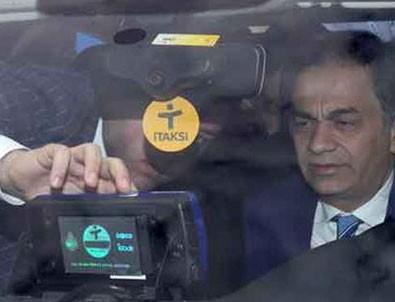 İstanbul'da taksilerde yeni dönem: İTAKSİ