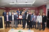GENÇ GİRİŞİMCİLER - İstanbul GGK'dan DTSO'ya Ziyaret