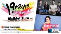 KOÇ ÜNIVERSITESI - Kadıköy'de 19 Mayıs Coşkusu