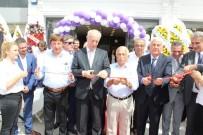 ALSANCAK - Kapı Dünyası Merkez Ofisi Karabağlar'da Açıldı