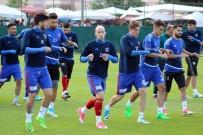 HASAN DOĞAN - Karabükspor, Konyaspor Maçının Hazırlıklarına Başladı