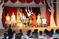 ÇOCUK TİYATROSU - 'Karlar Ülkesi' Çocuk Oyunu Yeniden Osmaniye'de