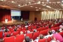 ERDEM BAYAZıT - Kepez Belediyesi Personeline Kurumsal Eğitim