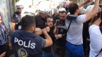 KESK'in İzinsiz Basın Açıklamasına Müdahale Açıklaması 30 Gözaltı
