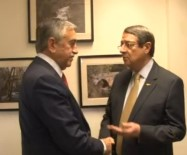 GÜNEY KIBRIS RUM KESİMİ - 'Kıbrıs'ta Müzakerelere Tamam Mı Devam Mı' Toplantısı