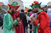Kırklareli Karagöz Kültür Sanat Ve Kakava Festivali Başladı