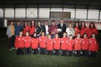 FUTBOL TAKIMI - Körfez'in Kızları Türkiye Finalinde