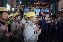 TÜRKİYE TAŞKÖMÜRÜ KURUMU - Maden Faciasında Hayatını Kaybedenler Anıldı