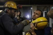 OKSİJEN TÜPÜ - Madencilere 'Nefes' Tıraşı