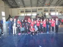 GENÇ KIZLAR - Malazgirt'te Voleybol Turnuvası