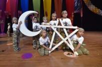 MAMAK BELEDIYESI - Mamaklı Minikler 'Okul Öncesi Eğitim Şenliği'nde Buluştu