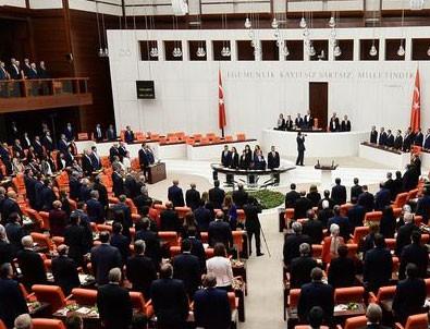 Meclis HSK üyelerini seçti