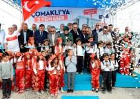 AHMET ÖZCAN - Meram Çomaklı'da Sosyal Tesis Ve Park Hizmete Açıldı