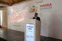 BELGESEL FİLM - Necdet Aksoy, Marka Şehirler Zirvesi'ne Katıldı