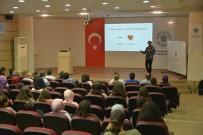 FATIH ÖZDEMIR - NEÜ Güzel Sanatlar Fakültesi İki Konferansa Ev Sahipliği Yaptı