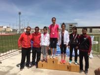 Nevşehirli Atlet Türkiye Şampiyonu Oldu