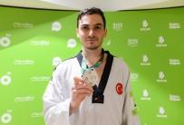 SERVET TAZEGÜL - Nur Tatar Ve Nafia Kuş'tan Altın Madalya