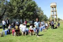 AMBALAJ ATIKLARI - Öğrenciler Geri Dönüşüm Tesisini Gezdi