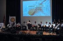 OSMANIYE VALISI - Öğrencilerden 'Türk Halk Müziği' Konseri