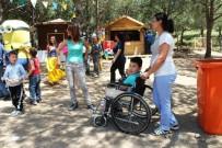 EĞİTİM DERNEĞİ - Özel Çocuklar 2. Bahar Şenliği'nde Buluştu