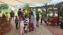 ENGELLİ ÖĞRENCİ - Özel Günde Başiskele'nin Özel Çocuklarına Bahar Şenliği