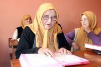 ZÜLKIF DAĞLı - 83 Yaşında Kur'an-I Kerim Öğrendi