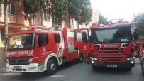 ALZHEIMER - Esenyurt'ta Yangın Paniği