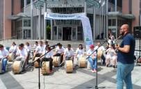 SAKSAFON - Ritim Grubunun Gösterisine Büyük İlgi
