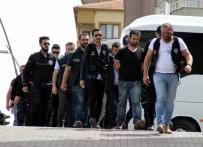 METAMFETAMİN - Şafak Operasyonunda Gözaltına Alınan 9 Kişi Adliyede