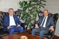 KAYIT DIŞI - Samsun'da Hedef 10 Bin Artı İstihdam