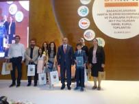 MILLI SAVUNMA BAKANı - Şanlıurfa'da Sanat Alanında Büyük Başarı