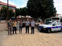 HASTANE BAHÇESİ - Sarıgöl'de 'Huzurlu Sokaklar' Operasyonu Yapıldı
