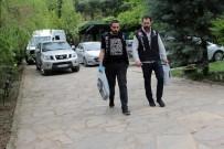 LAV SİLAHI - Sedat Şahin'in Evinden Cephanelik Çıktı