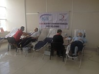 İSMAIL YıLDıRıM - SGK Karabük Personelinde Kan Bağışı