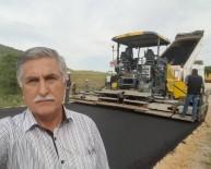 İL GENEL MECLİSİ - Simav'da Sıcak Asfalt Çalışması